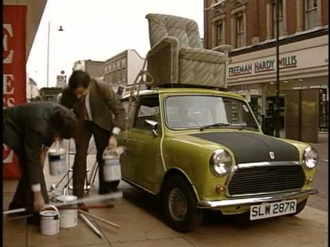 Do it yourself mr bean part 23 youtube do it yourself mr bean part 23 solutioingenieria Images