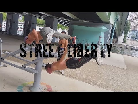 Street Workout Motivation [Paris] 7 Month Training (Debutant) [FR] (2015)
