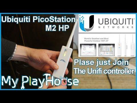 Ubiquiti PicoStation M2 HP - Airos2Unifi Please Work - 671