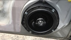 How To Install/Remove New Speakers on Astra H (3 Door Version)