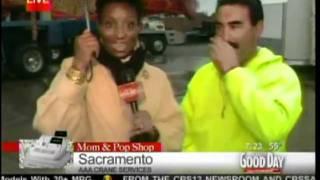 Don Geronimo AAA Crane Services and Hand Signals Good Day Sacramento 03-14-2011.mpg