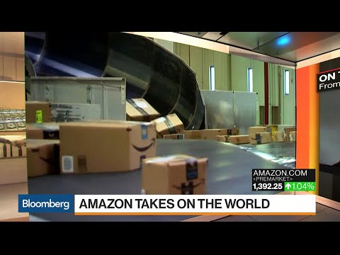 D.A. Davidson Analyst: AWS is Amazon's Fastest Growing Business