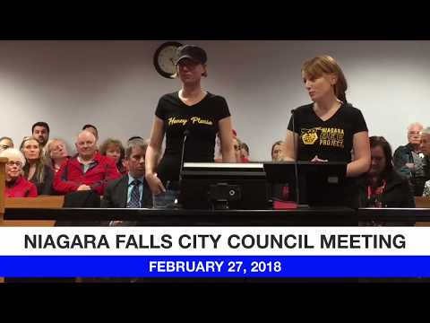 February 27, 2018 City Council Meeting