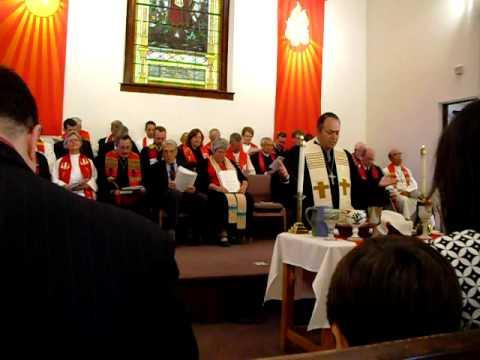 Ordination of Guillermo Yela