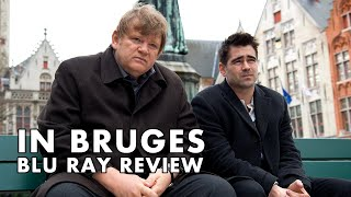 In Bruges | Blu Ray Review | Second Sight Films | Martin McDonagh | Colin Farrell | Brendan Gleeson