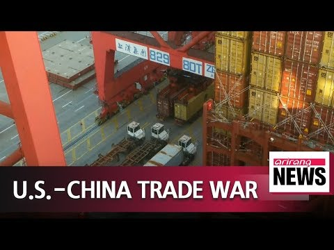 China asks WTO for sanctions in U.S. trade dispute