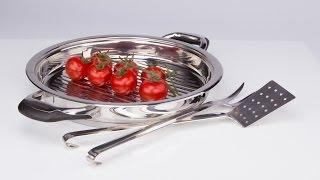 Посуда из медицинской стали Lux Prestige