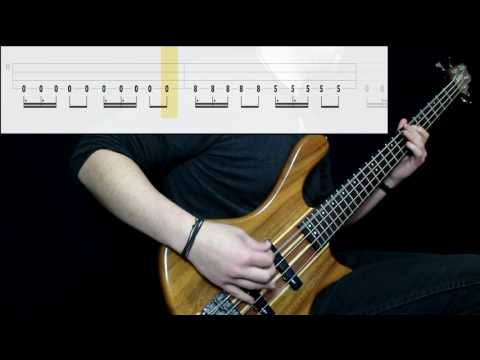 I Prevail - Scars (Bass Cover) (Play Along Tabs In Video)