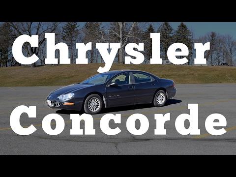 1998 Chrysler Concorde: Regular Car Reviews
