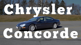 1998 Chrysler Concorde: Regular Car Reviews