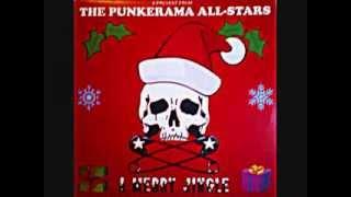 THE PUNKERAMA ALL- STARS  ---  A MERRY JINGLE