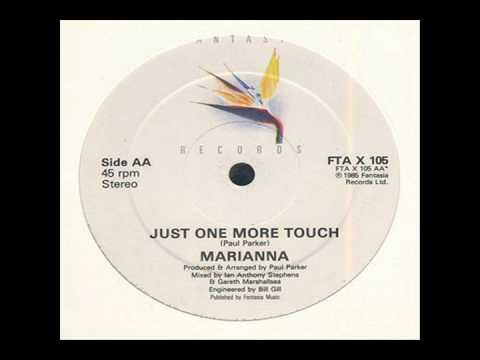 Mariana - Just One More Touch ( H N M edit)