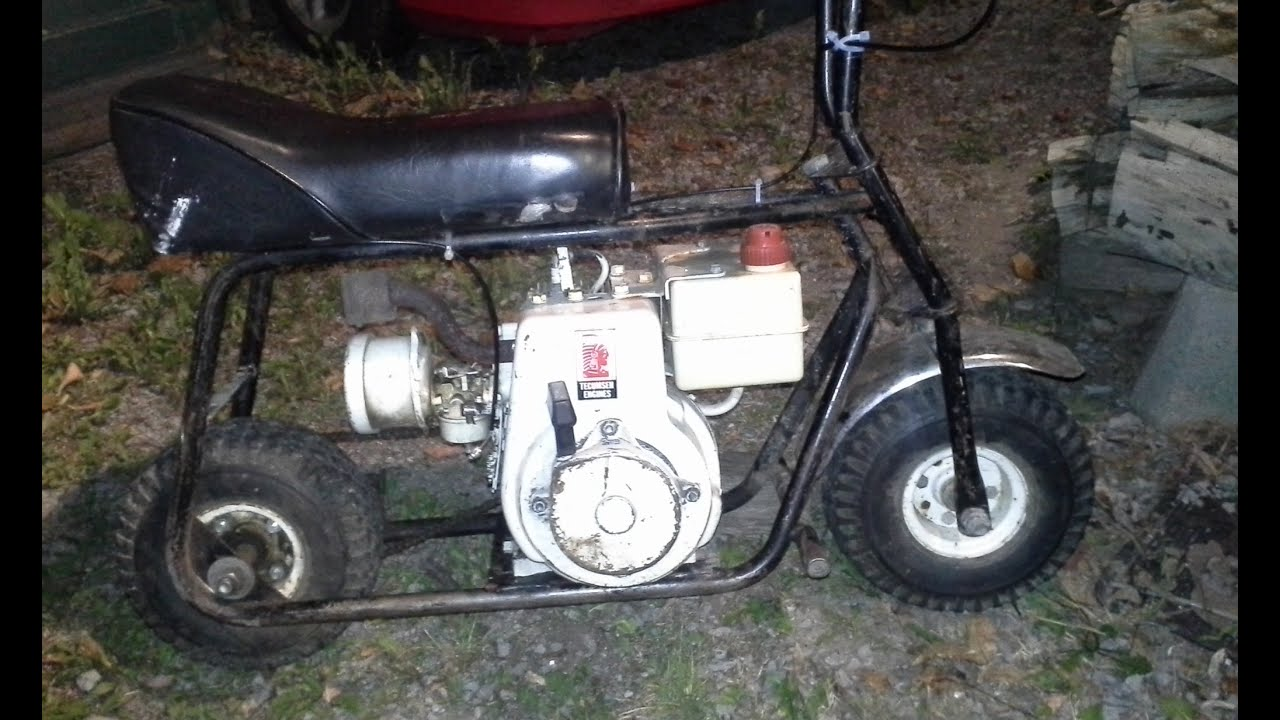 Yet Another Great Craigslist Find A Vintage 5hp Tecumseh Mini