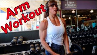 Morning Routine + Snakes! And Arm Workout Gym Motivation