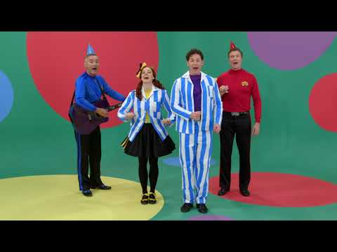 The Wiggles sing Happy 25th Birthday to Bananas in Pyjamas