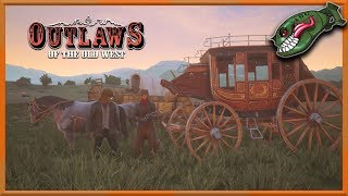 Outlaws of the Old West   Wagon & Stagecoach Showcase #10 (Outlaws Early Access)