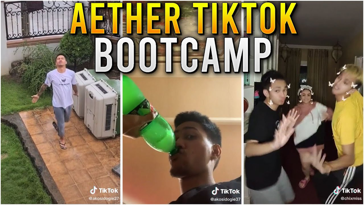 AETHER HOUSE TIKTOK COMPILATION #2