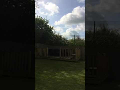 Short time lapse of clouds #15