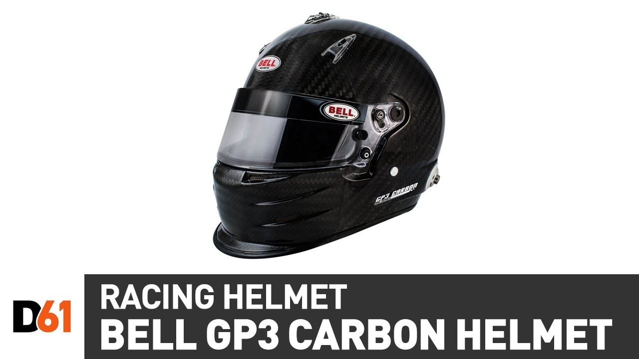 98b23a1d Bell GP3 Carbon Racing Helmet - YouTube