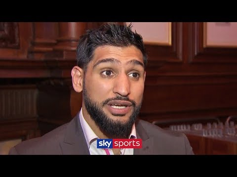 EXCLUSIVE: Amir Khan explains WHY he chose to face Terence Crawford over Kell Brook