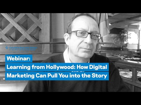 Learning from Hollywood: How Digital Marketing Can Pull You into the Story