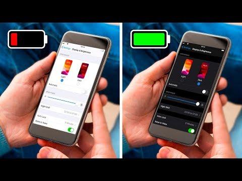 16 Tricks to Make Your Phone Battery Last Longer