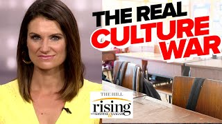 Krystal Ball: Forget The Masks, Statues The Real Culture War Has Just Begun