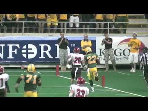 09.10.11 NDSU Bison Football vs St. Francis