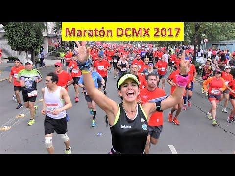 MARATÓN CDMX 2017