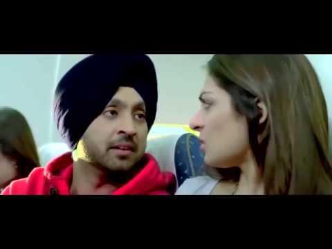 Diljit Dosanjh- Neeru Bajwa Full Comdey Punjabi Movie 2018