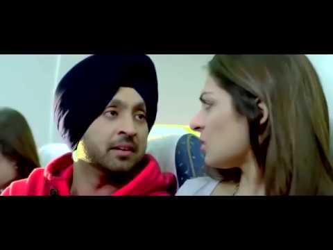 Diljit Dosanjh- Neeru Bajwa Full Comdey Punjabi Movie 2018