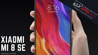 Xiaomi Mi 8 SE Review:  Snapdragon 710 & AMOLED Display (with Notch)