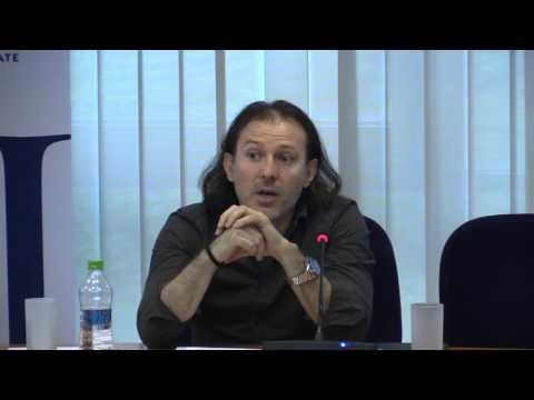 2016 04 11   Free Market Road Show  Death and Taxes&Europe in Times of Change   Univ Romano American