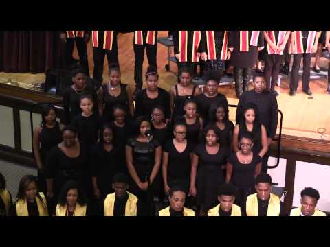 """""""Hold Me, Rock Me"""" - Lindblom Combined Choirs"""