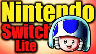 Mit Rippelz über die Nintendo Switch Lite & vieles mehr! - ToadCast 2