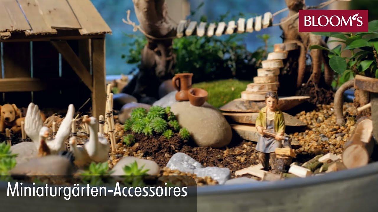 Miniaturgärten Accessoires