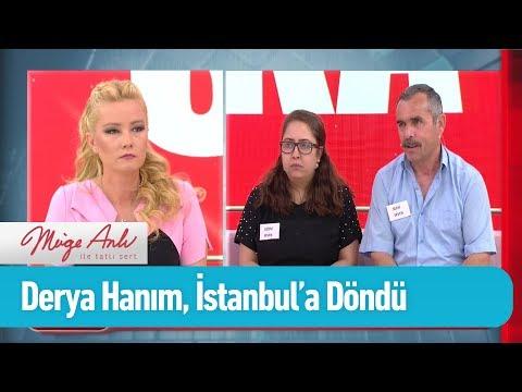 3 Çocuk annesi Derya Hanım, İstanbul'a döndü! - Müge Anlı ile Tatlı Sert 12 Haziran 2019