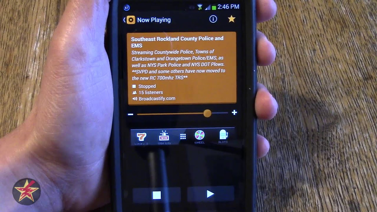 Phone Radio Apps For Android Phones android app review scanner radio free youtube free