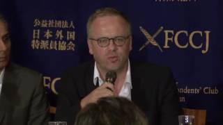 【アーカイブ動画】「日本における報道の自由」国境なき記者団会見