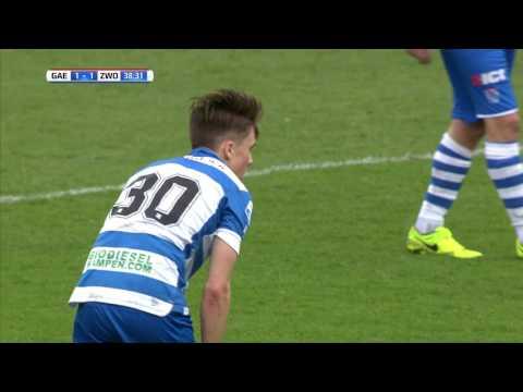 Samenvatting Go Ahead Eagles - PEC Zwolle