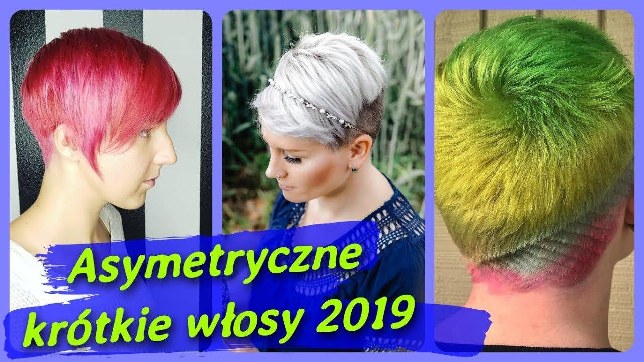 Ranking 20 Najlepszych Fryzury Damskie Asymetryczne Krótkie Włosy 2019