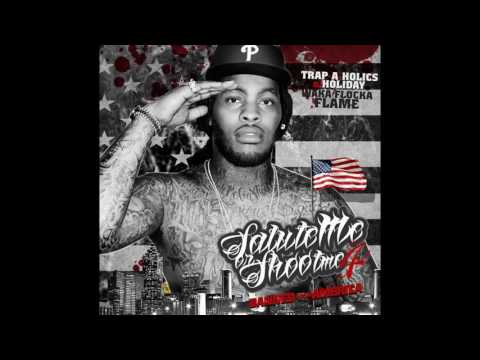 Waka Flocka   Salute Me Or Shoot Me Vol  4 Full Mixtape