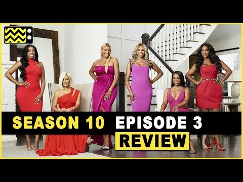 Real Housewives Of Atlanta Season 10 Episode 3 Review & Reac