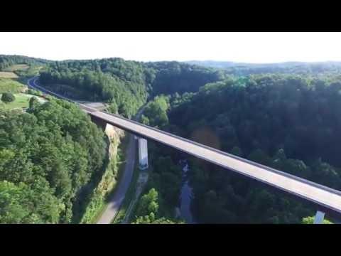 The Laurel Gorge - Sandy Hook, KY