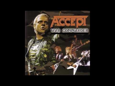 Accept  Fast as a shark unreleased version