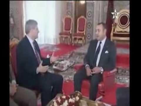 Prime Minister of Canada Stephen harper in Morocco