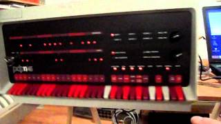 OPCON for PDP-11/45 console interfaced with SIMH
