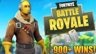 NEW UPDATE AND SKIN! - 900+ Wins - Level 100 - Fortnite Battle Royale Gameplay - (PS4 PRO)