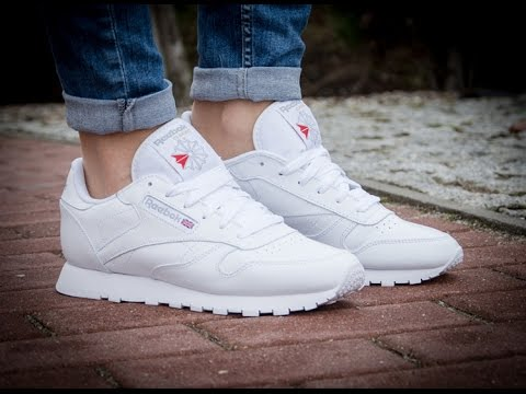 ed66c05baf009c reebok classic review best shoe ever. - YouTube