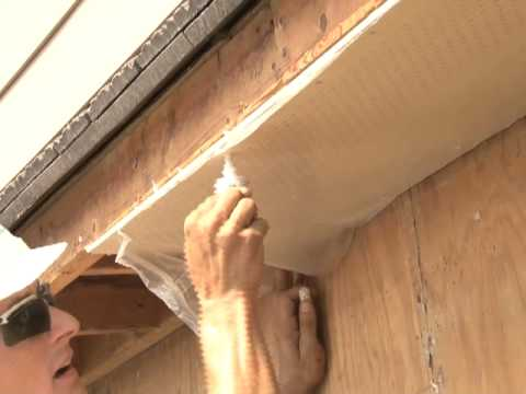 HardieSoffit Panel Install Video